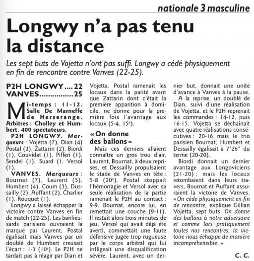 rencontre longwy